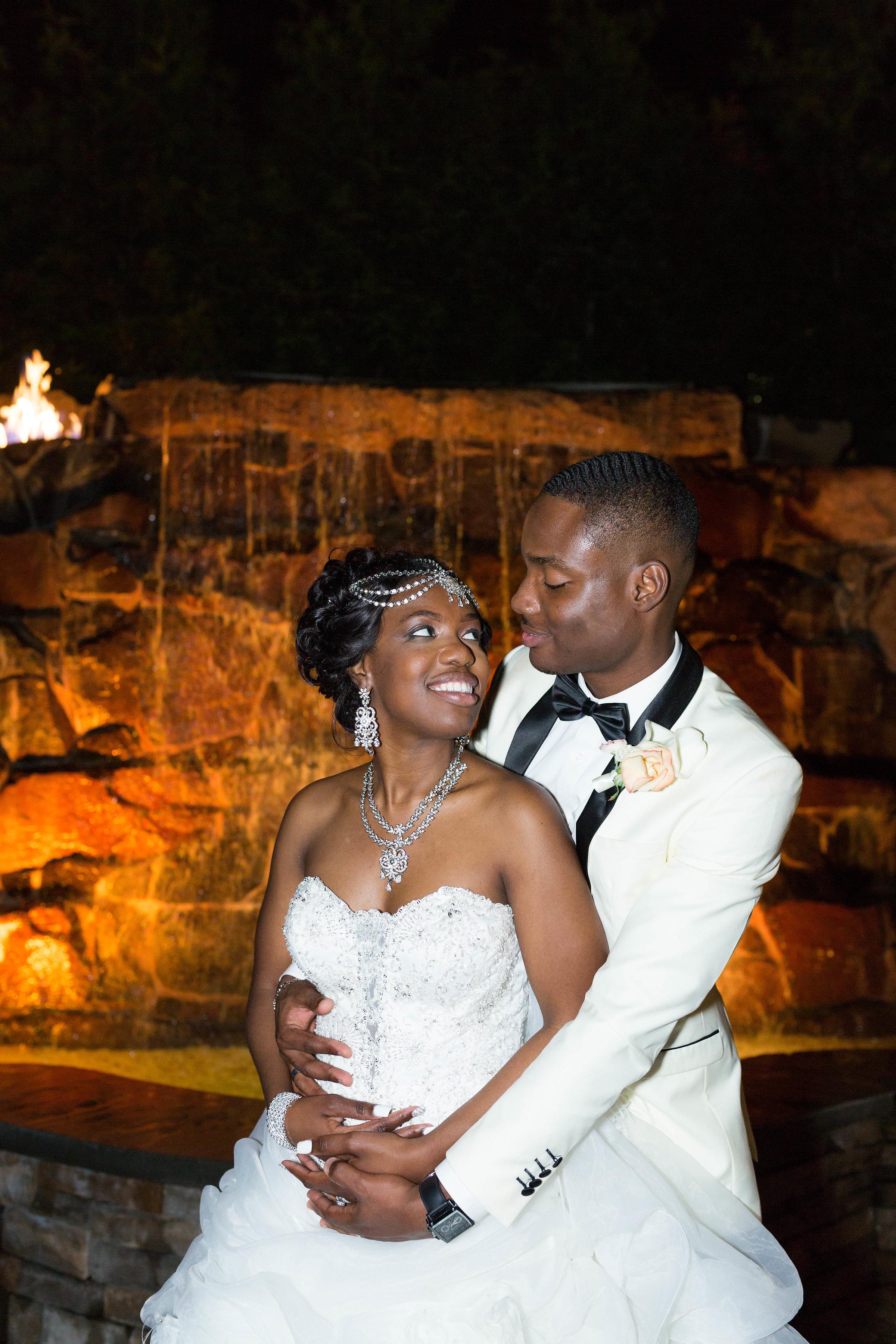 New Jersey Wedding Nighttime by Maisonav