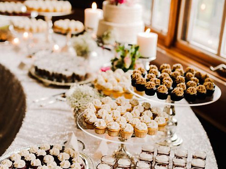 Outside the Cake Box – Alternative Wedding Desserts