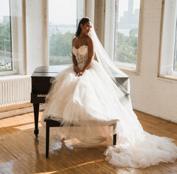 Cocomelody bridal gown at Westside Loft