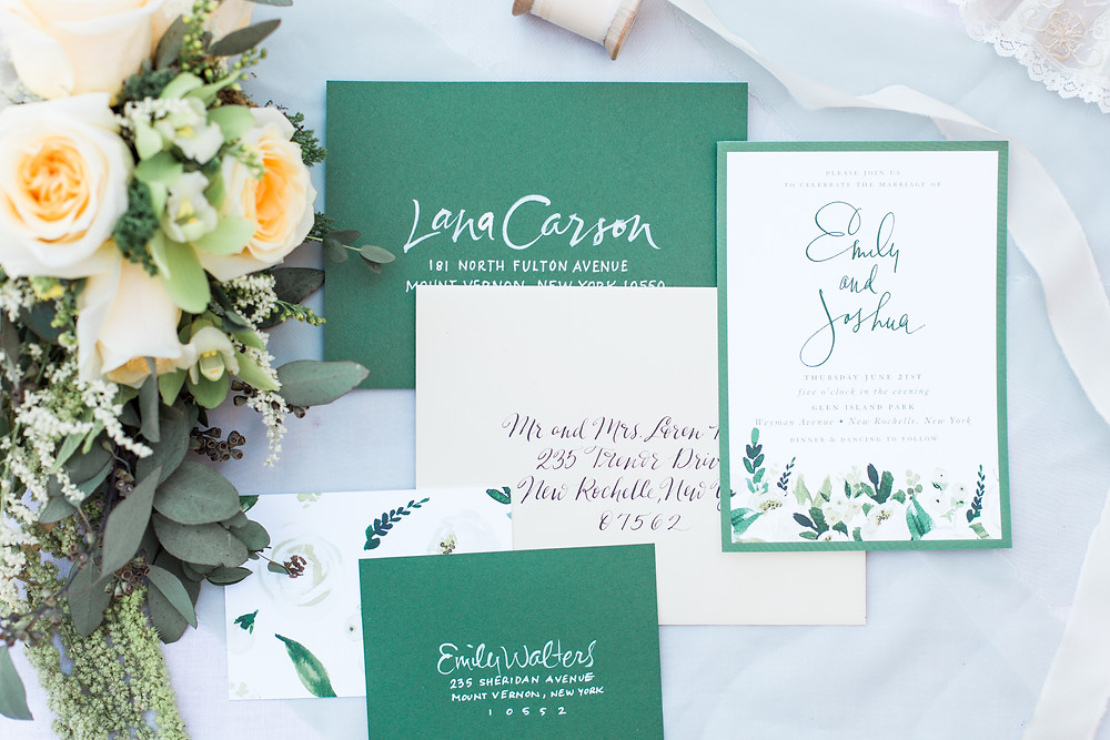 Stationery Suite - Photo by Kristina Staal