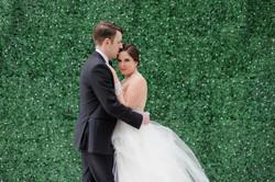 Queens Wedding Couple