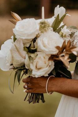 Wedding Bouquet by Garden of Edith Flora
