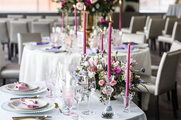 Romantic Table Design Photo by Artvesta