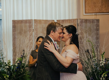 Cancer Can't Hold Back Love: Melissa and Mikey's Wedding