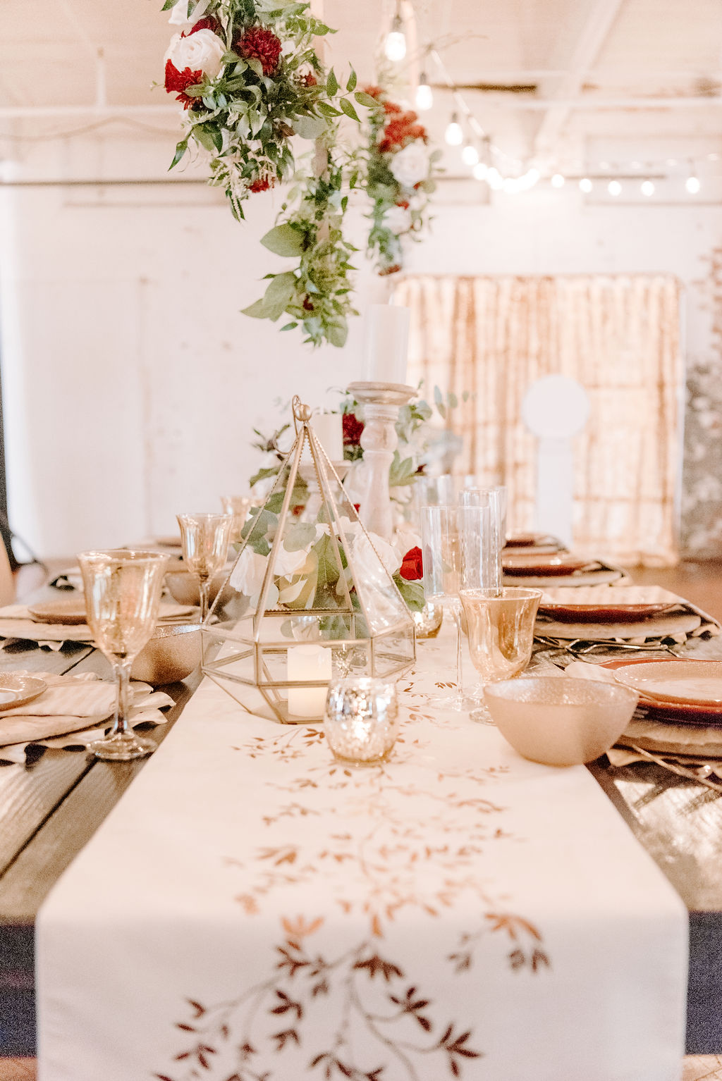 Art Factory wedding design