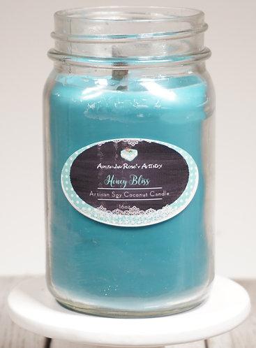 Honey Bliss 16oz Candle