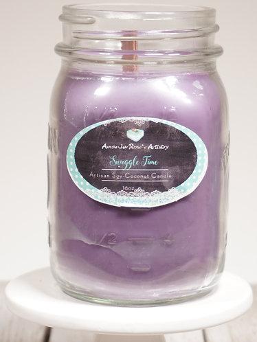 Snuggle Time-16oz Candle
