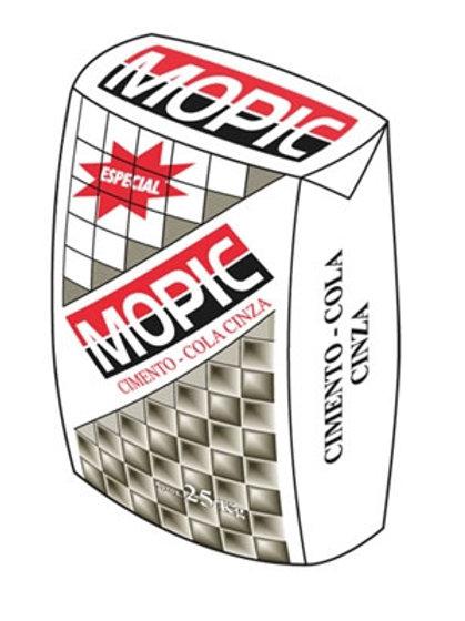 Cimento Cola Cinza Saco 20 Kg