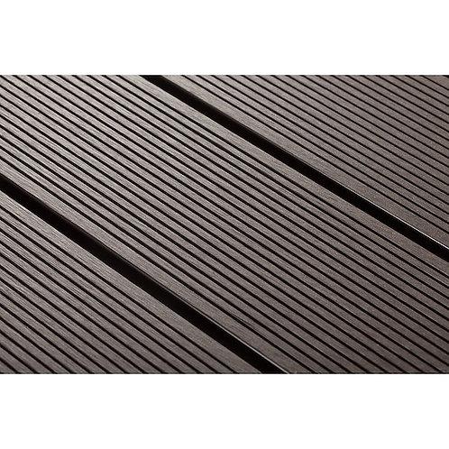 Deck em ripa 2200x140x22 mm wengue