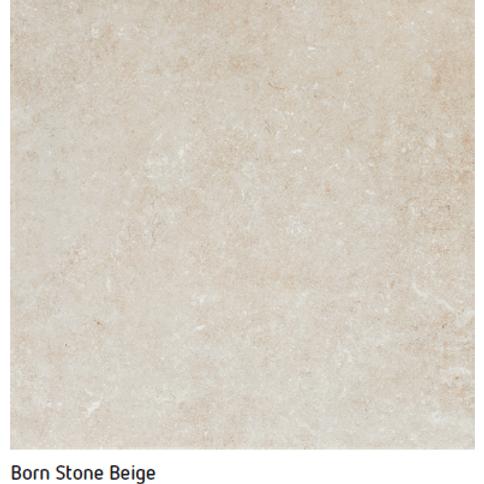 Pavimento cerâmico 60x60 Born Stone Beije