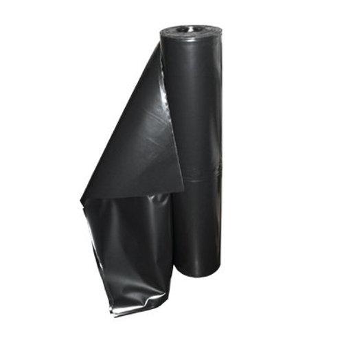 MANGA PLASTICA PRETA 2X1,5 MT (VENDA A METRO)