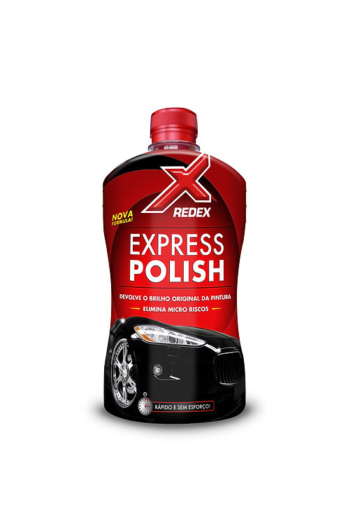 CERA POLIR POLISH EXPRESS 250 ML