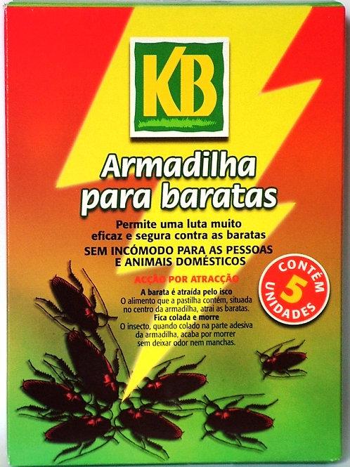 ARMADILHA PARA BARATAS KB BL5