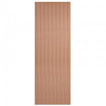 Porta de madeira em mogno 2000X750X3,5