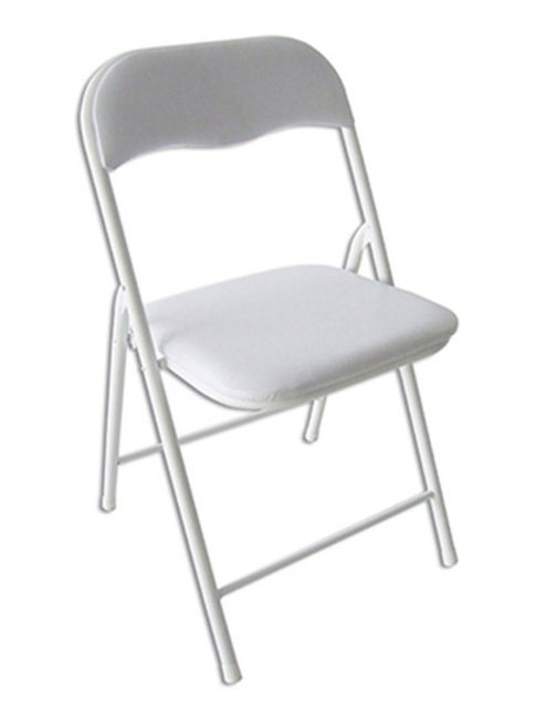 Cadeira articulada almofadada