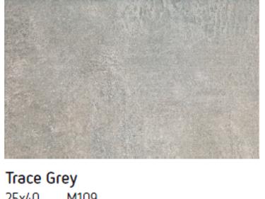 Revestimento / Azulejo 25x40 cm Trace Grey