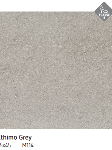 Pavimento cerâmico 45x45 cm Ethimo Grey
