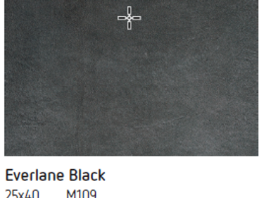 REVESTIMENTO CERAMICO EVERLANE BLACK CX 1 MT2