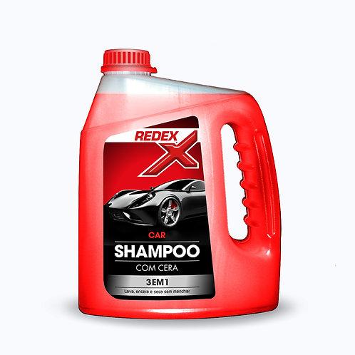 SHAMPOO COM CERA 2LT
