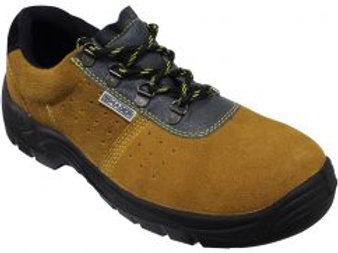Sapato em pele camurça com proteção KEVLAR