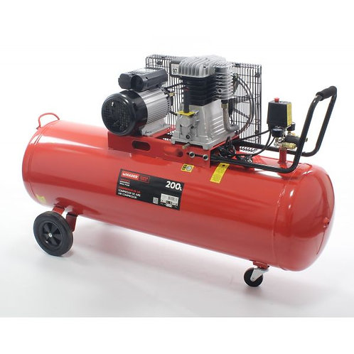 COMPRESSOR 200LT 3,0HP C/C MONOFASICO MEX