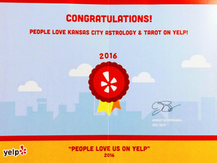 Thank You! Your Yelp Reviews.