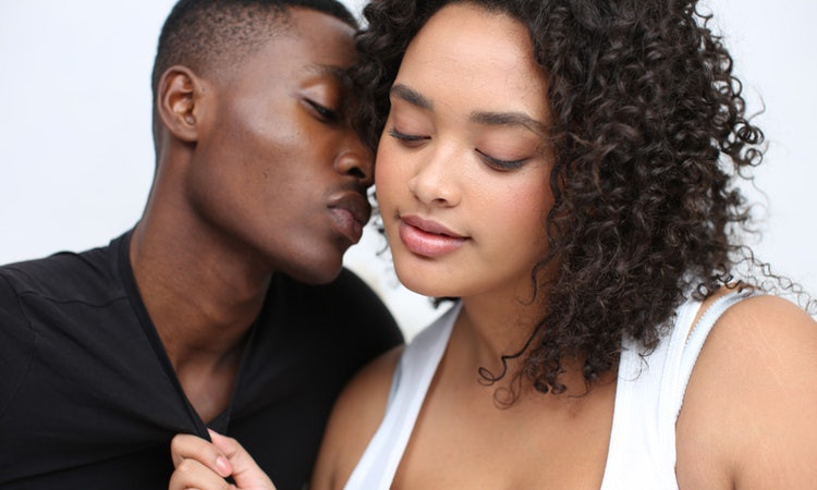 Black couple (man and woman)