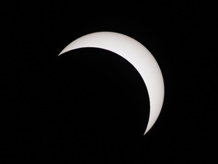 The August 2018 Partial Solar Eclipse Is Happening During 5 Retrogrades & Here's How That'll Aff