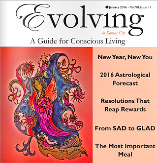 Evolving Magazine Astrological Forecast Cindy Mckean January 2016