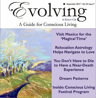 Evolving Magazine Relocation Astrology Cindy Mckean September 2017