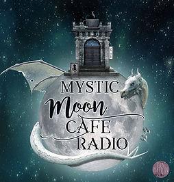Mystic Moon Cafe Radio Logo