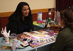 Cindy Mckean Live Reading Psychic Fair.j