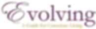 Evolving Magazin Logo