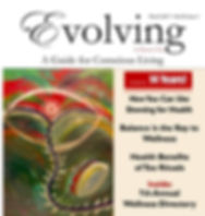 Evolving Magazine Dowsing Cindy Mckean March 2017