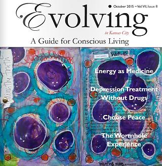 Evolving Magazine Astrology Manifestation Cindy Mckean October 2015