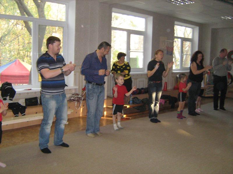 МАДОУ ЦРР-детский сад №70 день здоровой семьи 1