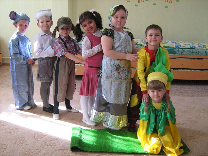 МАДОУ ЦРР-детский сад №70 театр репка