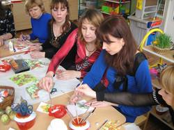 МАДОУ ЦРР-детский сад №70 практикум по декупажу