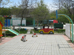 МА ДОУ ЦРР - детский сад № 70 дизайн территории 11