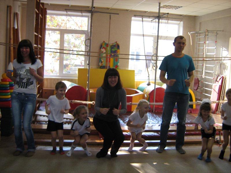 МАДОУ ЦРР-детский сад №70 день здоровой семьи 7