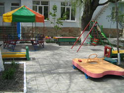 МА ДОУ ЦРР - детский сад № 70 дизайн территории 17