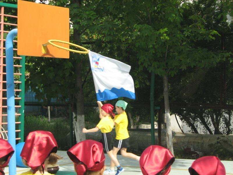 МАДОУ ЦРР-детский сад №70 спартакиада