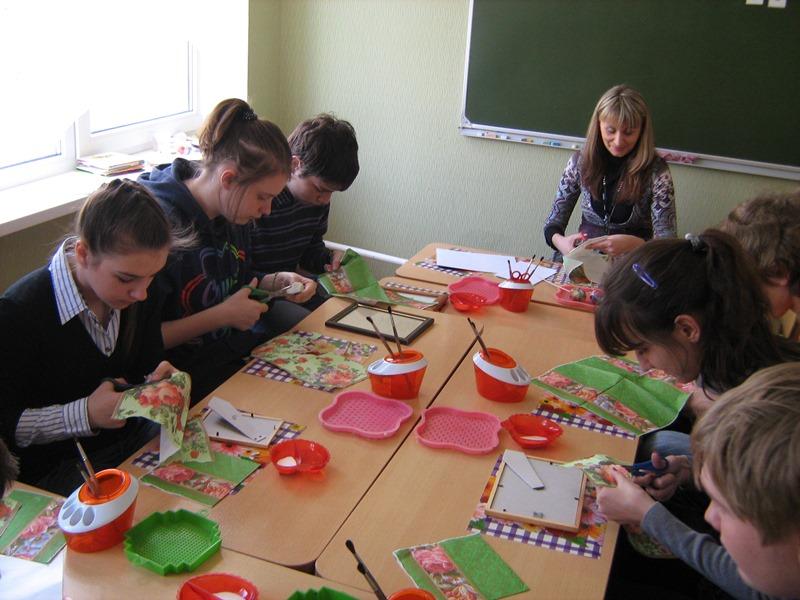 МАДОУ ЦРР-детский сад №70 практикум с учащимися гимназии №5