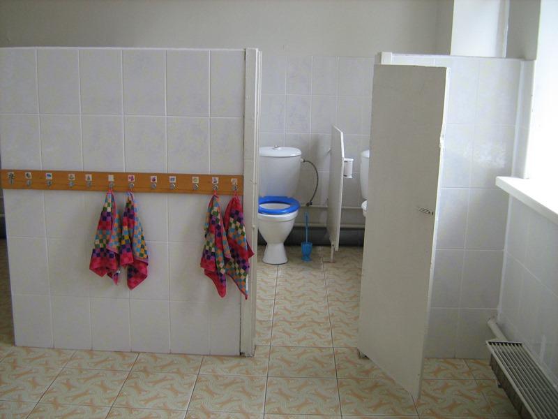 МАДОУ ЦРР-детский сад №70 туалет группы