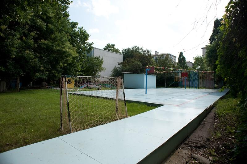 МАДОУ ЦРР-детский сад №70 футбольное поле