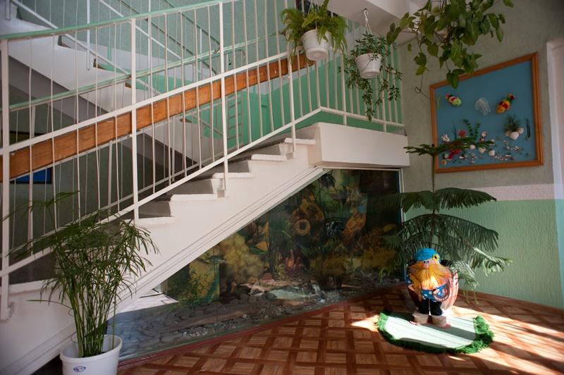 МАДОУ ЦРР-детский сад №70 нижний холл