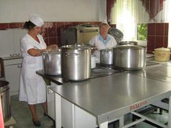 МАДОУ ЦРР-ддетский сад №70 пищеблок