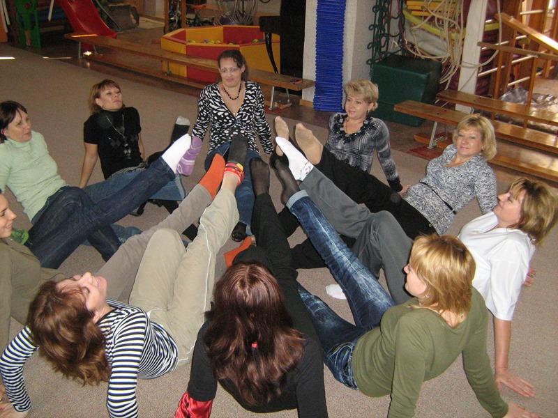 МАДОУ ЦРР-детский сад №70 занятия  педагоговпознай себя сам.