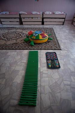 МАДОУ ЦРР-детский сад №70 массажные дорожки в группах