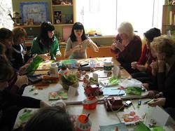 МАДОУ ЦРР-детский сад №70 семинар по ручному труду